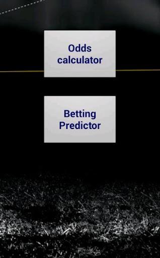 Betting Predictor
