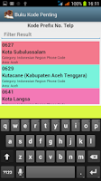 Screenshot of Katalog Informasi Indonesia