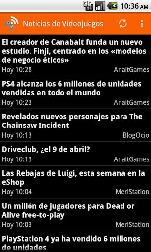 免費下載新聞APP|Noticias de Videojuegos app開箱文|APP開箱王