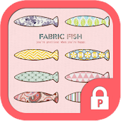Fabric fish protector theme