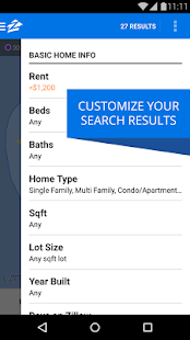Zillow Rentals - Houses & Apts - screenshot thumbnail