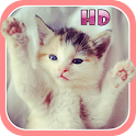 Cute Kitten & Puppy Sounds HD icon