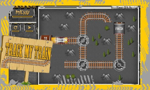 Track My Train - screenshot thumbnail