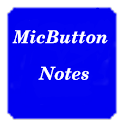 MicButton Notes logo