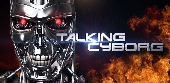 Talking Cyborg APK (talking_cyborg) build 103 Download Android Full Free Mediafire