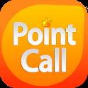 포인트콜-매월 남는 무료통화로 포인트적립, 돈버는어플 logo