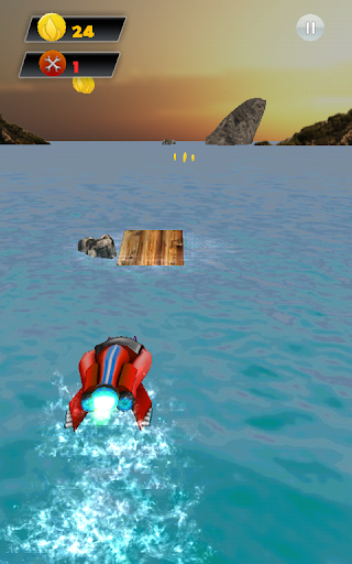Powerboat Madness 3D