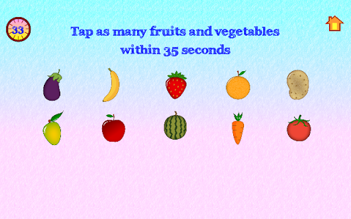 【免費教育App】Fun4Kids: Fruits&Veggies(Lite)-APP點子
