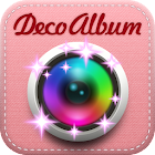 DecoAlbum Purikura Camera icon