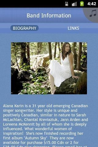 Alana Karin - screenshot