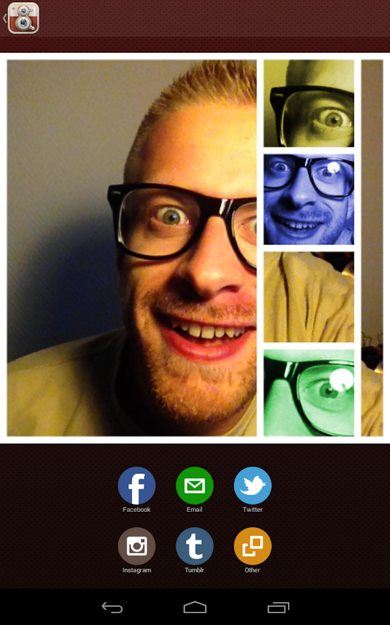 XnBooth - screenshot