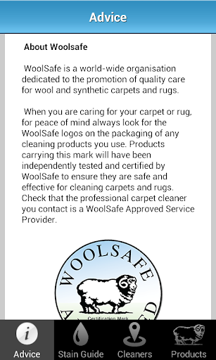 WoolSafe Carpet Cleaning Guide