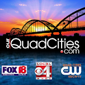 CBS4 News WHBF-TV Quad Cities icon