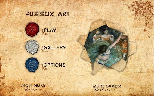 Puzzle Puzzlix: Degas