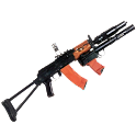 AK-74 Rifle Simulator logo