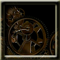 Mechanics Clock Inside LWP logo