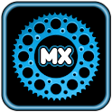 Motocross Clocks icon