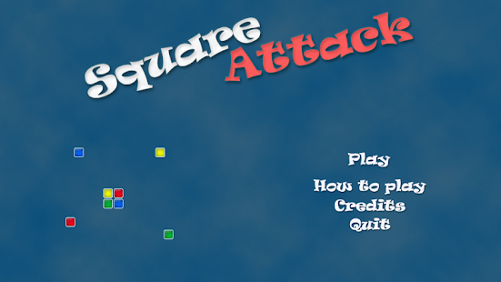 Square Attack - screenshot thumbnail