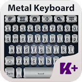Metal Keyboard Theme