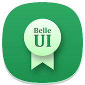 Belle UI Icon Pack