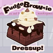 Baked Brownie Dressup Game