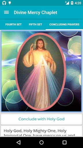 Divine Mercy Chaplet Catholic