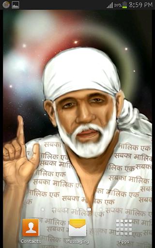 【免費娛樂App】Sai Baba Live wallpaper-APP點子
