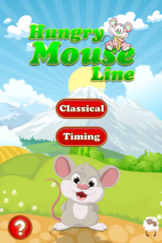 Hungry Mouse Line