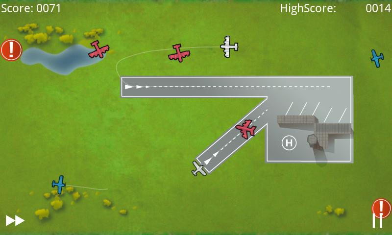 Air Control Lite- screenshot