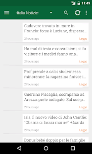 Italia Notizie - screenshot thumbnail