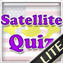 Satellite Quiz: US Cities Lite logo