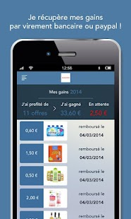 C-wallet, promotions gratuites- screenshot thumbnail
