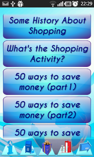 Shopping Secret Tips Tricks