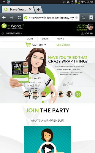 ItWorks Global Mobile App
