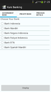 Exchange Indonesian Banking- screenshot thumbnail