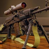 War Weapons: Sniper Rifle