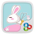 Rabbit GO Launcher Theme icon