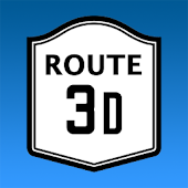 Route3D Grand Canyon