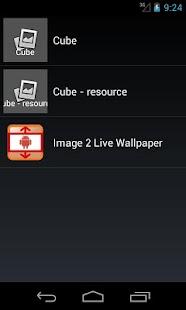 Image 2 Live Wallpaper - screenshot thumbnail