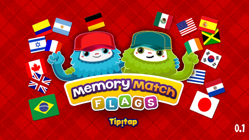 Flags Memory Match