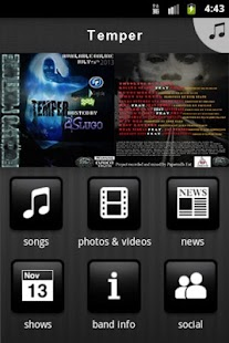 Temper - screenshot thumbnail