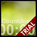 Countdown Live Wallpaper Trial icon