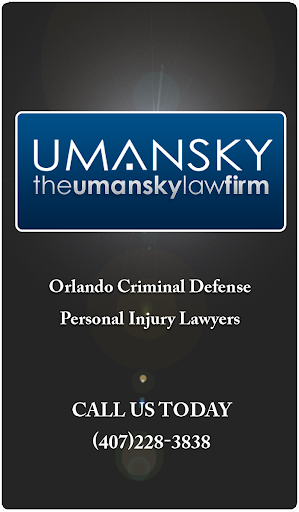 Umansky Accident and DUI App