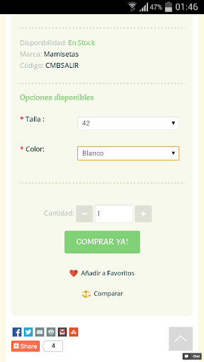 【免費購物App】Mamisetas - Camisetas embarazo-APP點子