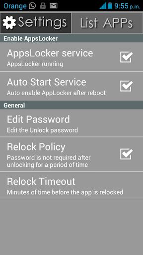 Apps Locker Free
