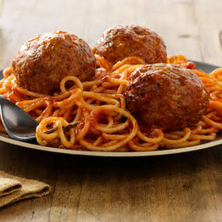 Italian Meatballs.