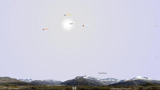 Sky Live Astronomy Wallpaper