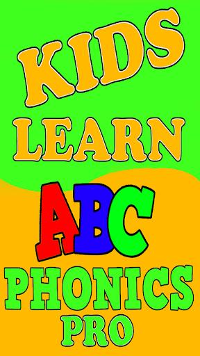 Children Learn ABC Phonics Pro