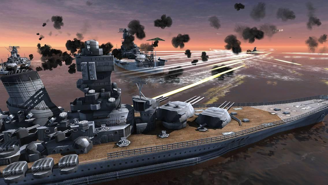 World Warships Combat- screenshot