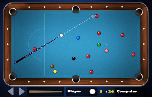 Gentleman World Snooker Pool